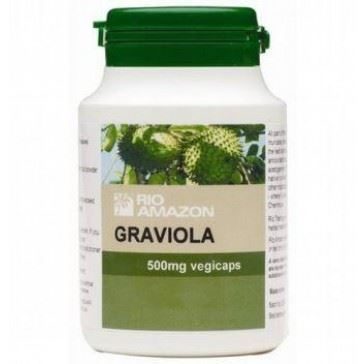 Graviola 500 mg - Rio Amazon